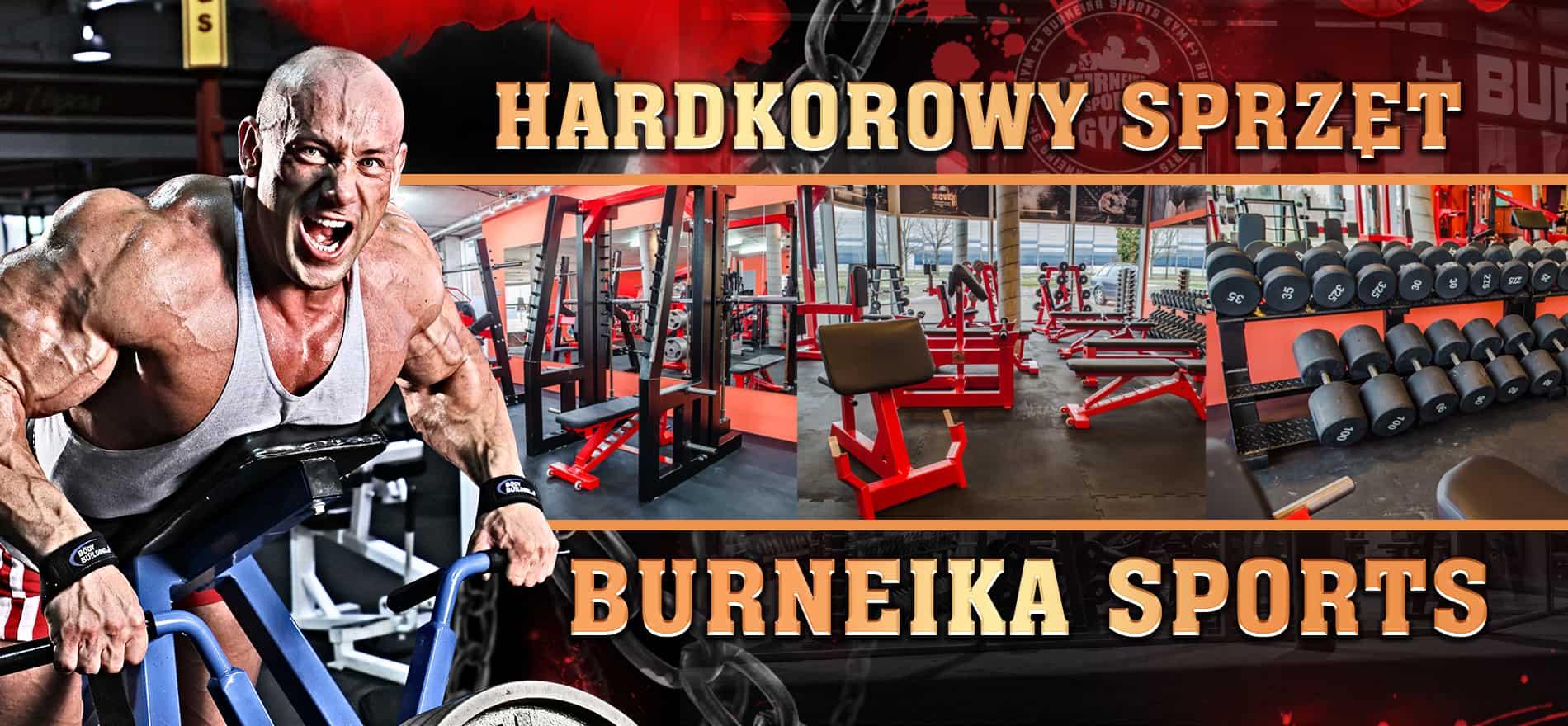 Sprzęt Burneika Sports